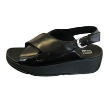 FitFlop Myla Leather Back-Strap Sandal