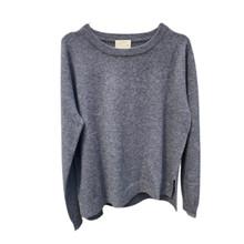 Rosas Grey Melange Cashmere Solid