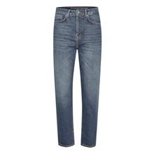 My Essential Wardrobe Medium Blue Retro The Mom 107 XHigh Straight