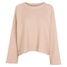 Basic Apparel Rose Dust Barbara Sweatshirt