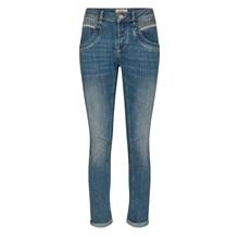 Mos Mosh Naomi ReLoved Jeans Blue Regular