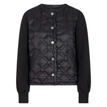 Mos Mosh Black Alexia Down Jacket