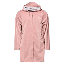 Rains Blush A-Line Jacket