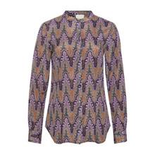Heartmade Shadow Print Maple Shirt