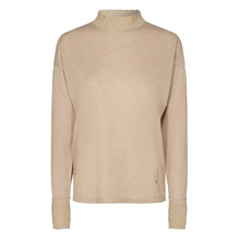 Mos Mosh Gold Cher LS Blouse
