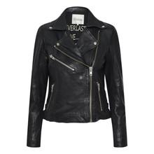My Essential Wardrobe Black The Leather Jacket