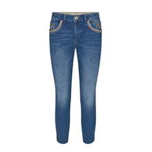 Mos Mosh Sumner Shine Jeans Blue Ankle