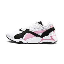 Puma Nova 90 ´s  White/Pink  Sneakers