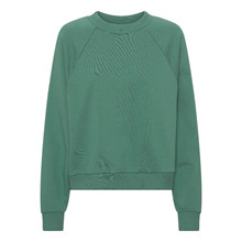 Blanche Stella Green Hella Oversize Sweatshirt