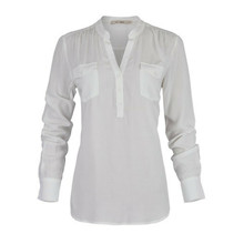 Rue de Femme Hvid Doodle Shirt
