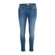 Denim Hunter Celina Zip Custom Blue Wash