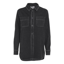 Blanche Anura Shirt Black Denim