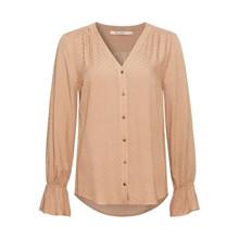 Rue De Femme Rossa Shirt Mocca