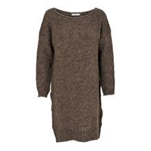 Noella Nature Brown Kala Knit Dress