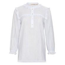 Rue De Femme Drew Shirt Off White Stripe