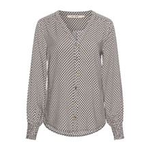 Rue De Femme New Rossa Shirt Light Graphic Print