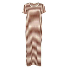 Basic Apparel Mink Rita Tee Long Dress