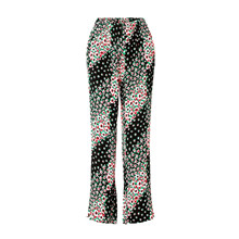 Resume Black Print Dallas Pants