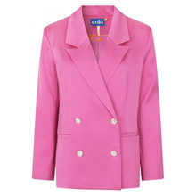 Cras Samy Pink Blazer