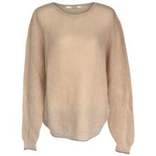 Sibin Linnebjerg Baby Pink Rei Sweater