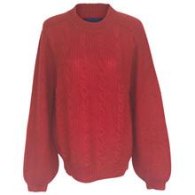 Resume Rød Jerry Sweater