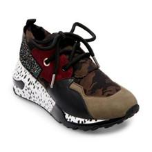 Steve Madden Olive Cliff Sneaker