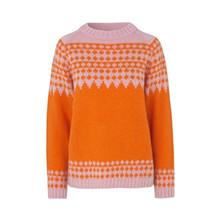 Mads Nørgaard Orange Iceland Kanona Sweater