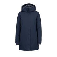 Scandinavian Edition Navy  W Coat