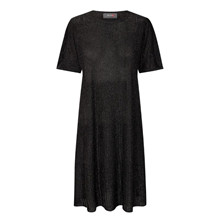 Mos Mosh Meta Knit Dress Black