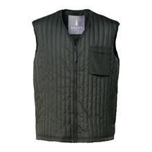 Rains Green Liner Vest