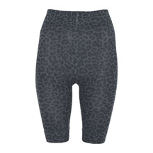 Sneaky Fox Antracite Leopard Shorts