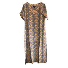 Peace Heart Joy Yellow Summer Donna Maxi Dress