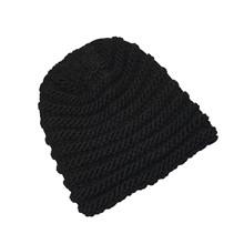 Mathlau Knithat Plain Black