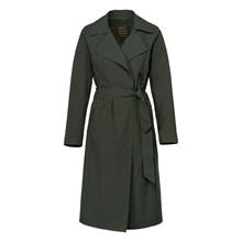 Scandinavian Edition Army Trenchie Coat
