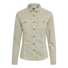 Denim Hunter Blake Shirt Plaza Taupe Wash