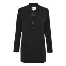 My Essential Wardrobe Black The Suit