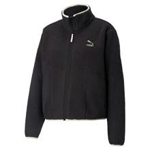 Puma Sort CLSX Sherpa Track Jacket