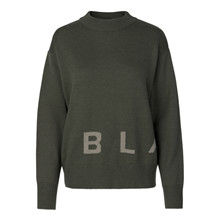 Blanche Army State Knit