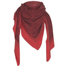 Gauge & Ply Tomato Cecilie Scarf