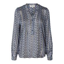 Lollys Laundry Blue Helena Shirt