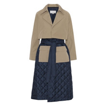 Blanche Joy Trench Jacket