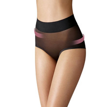 Wolford Black Sheer Touch Control Panty