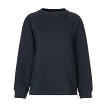 Blanche Navy Softy Sweatshirt