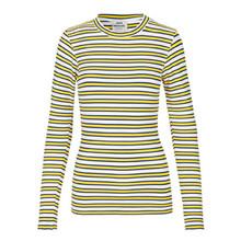 Mads Nørgaard Gul Stripe Tuba T-shirt