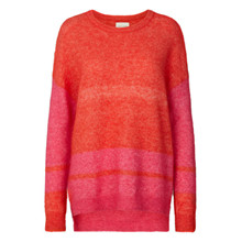 Lollys Laundry Pink Finley Jumper