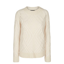 Mos Mosh Off White Selina Knit