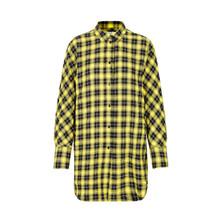 Mads Nørgaard Saxy Cuff Black/Yellow Shirt