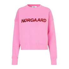 Mads Nørgaard Pink/Red  Tilvina PC Sweat