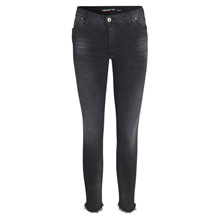 Please Catwoman Black Nero Denim Jeans