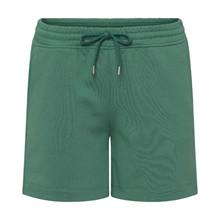 Blanche Stella Green Sweat Shorts